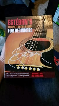 Guitar for beginners pack