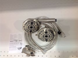 Oxygenics Shower Head Cabezal de Ducha para regadera