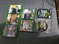 assorted Xbox one games North Vancouver, V7R 1A2