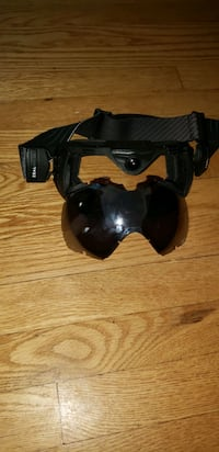 Zeal optics camera goggles
