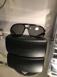 David yurman sunglasses with sterling silver sides