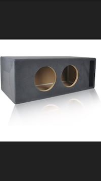 """BRAND NEW Ported Box for 2 8"""" Subwoofers Santa Ana, 92704"""