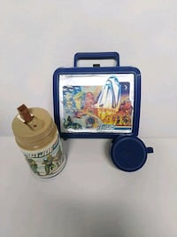 GI Joe Lunchbox and thermos Gore, 22637