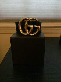 Authentic men's Gucci Belt  Burtonsville, 20866