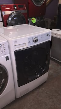 Kenmore front load washer 4 months warranty  Baltimore, 21230