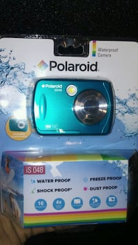 Polaroid everything proof camera with case Cary, 27511