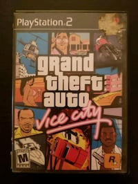 Grand Theft Auto Vice City for PS2  Vaughan, L4L