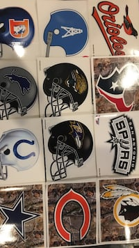 5x6 nfl decal Great Mills, 20634