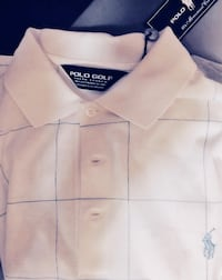 Ralph Lauren Polo - Blue and White - Size L - New with tags Seattle, 98125
