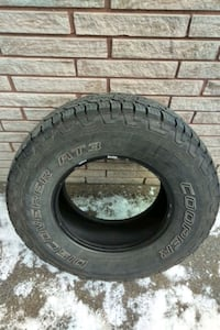 Truck tires. Set of 4.