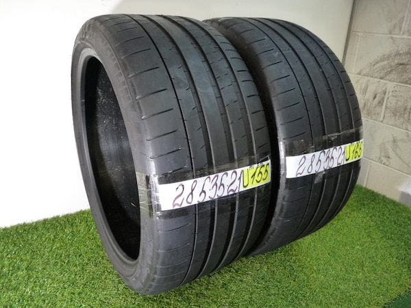 Used Tires Orlando >> 285 35 21 Michelin Pilot Super Sport 2 Used Tires 70 Life