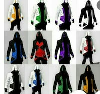Chaqueta - gabardina . Assassins Creed