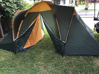 3 section dome tent {nice}