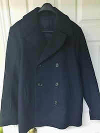 Abercrombie peacoat in navy blue Toronto, M4R 1J4