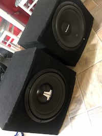 JL Audio and Rockford Fosgate Subwoofers Ararat, 24053