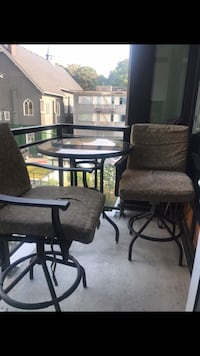 Tall Patio Set Vancouver, V5Y 1P6