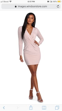 Women's homecoming dress Brand new Bourbonnais, 60914