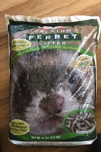 Ferret/small animal litter