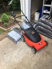 Electric lawnmower  Germantown, 20874