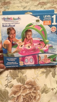 Baby Swimming Float w/ Canopy- NEW!!! College Station, 77845