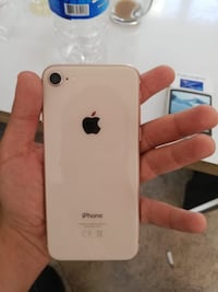Tr cihazı 64 gb ıphone 8 gold