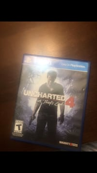 Uncharted 4 ps4  Los Angeles, 91311