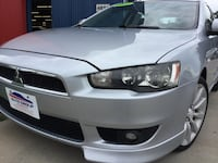 *LOW MONTHLY PAYMENTS* 2010 Mitsubishi Lancer Sportback GTS -- GUARANTEED CREDIT APPROVAL Des Moines