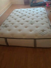Queen size mattress only  Midland, 79703