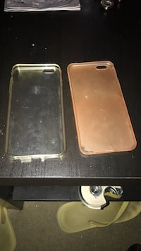 2 iPhone 6 Plus phone cases Toronto, M1E 3S2