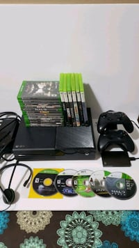 Xbox One 500gb + 1Tb external HD, 2 controllers, c Norman, 73071