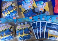 Thomas the Train Party Supplies West Sacramento, 95691
