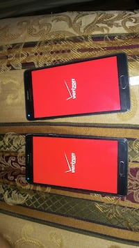 Two Samsung Galaxy Note 4 Smartphones-Grey District Heights, 20747