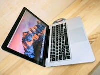 "MacBook Pro i5 2011 13.3"" Apple 42 km"