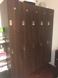 10  Fitness and Spa Lockers