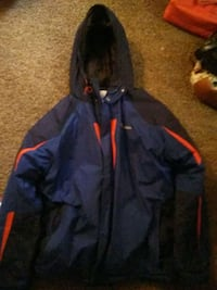 Mens XL Columbia jacket Beckley, 25801