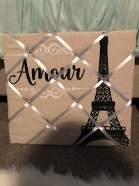 Paris Eiffel Tower memo board Oceanside, 92056