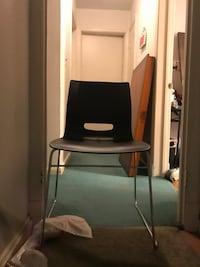 Chair (black) LIKE NEW  Falls Church, 22043