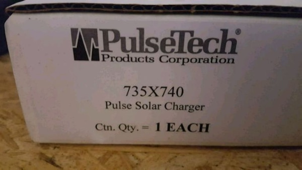 Solar Charger/Maintainer