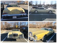 1974 Lincoln Continental Mark IV Temple Hills