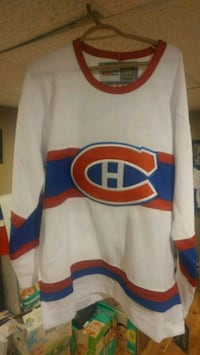 RAND NEW MONTREAL CANADIENS HOCKEY JERSEY