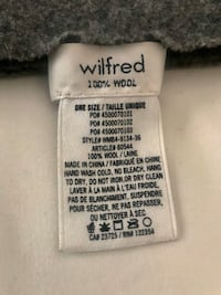 Wilfred 100% Wool Scarf
