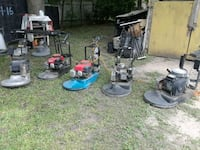 9 flooring machines need work San Antonio, 78210