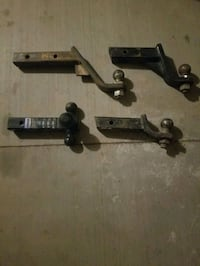 Receiver Hitch Ball Mounts