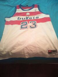 Jordan Bullets Jersey Front Royal, 22630