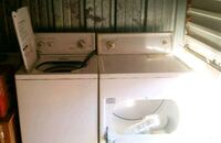 Kenmore washer and dryer set Tucson, 85705
