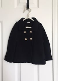 Old navy baby girl's cardigan in black- worn only once size 6-12m 535 km
