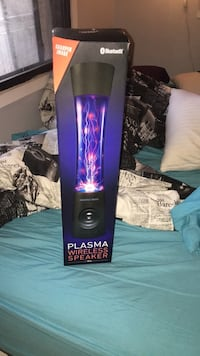 Plasma wireless speaker