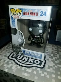 War Machine funko pop (FIRM PRICE) Toronto, M1L 2T3