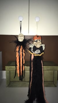 2 Halloween door  hanging decor Oakville, L6K 1Y8