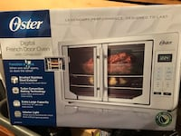 Convention oven, oster